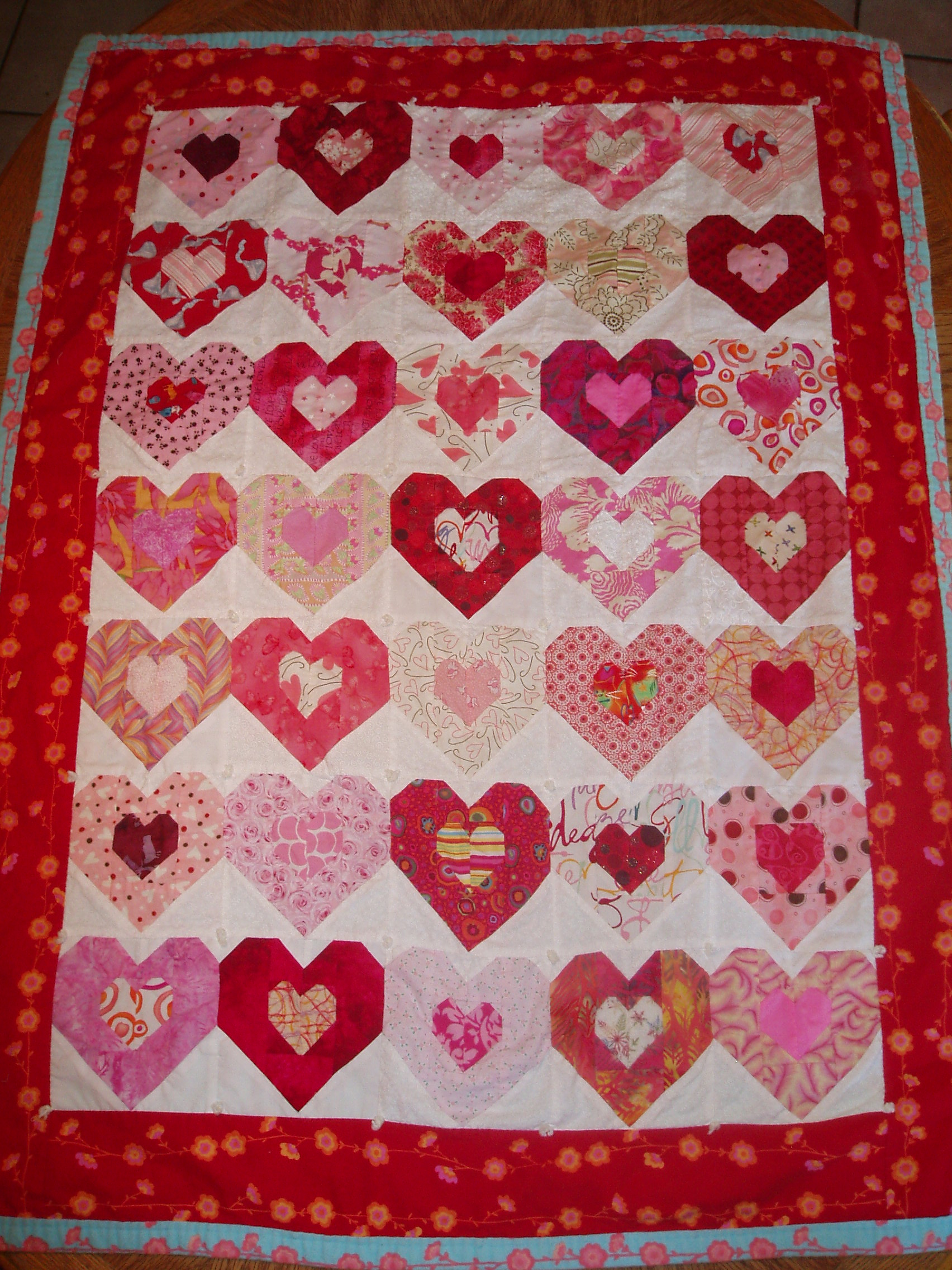heart-of-my-heart - Quilting Gallery /Quilting Gallery