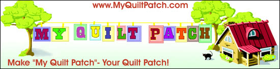 My Quilt Patch top image