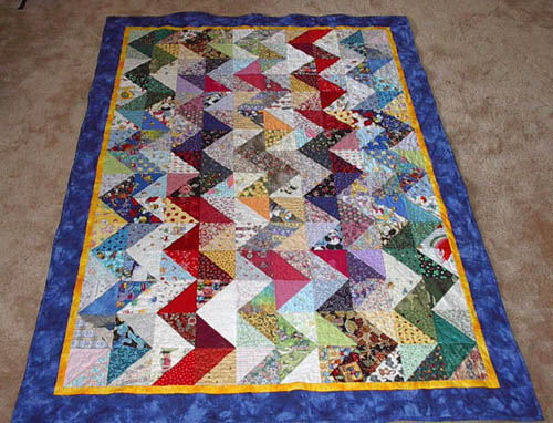 Good Wishes Quilt 2