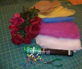 Silk Flower Supplies
