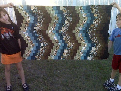 Tsoniki's Quilt