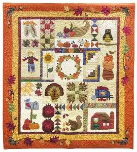 APPLIQUE FALL FREE PATTERN QUILTING Â« FREE Knitting PATTERNS : fall quilt patterns free - Adamdwight.com