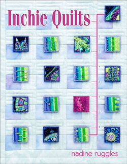 Inchies Quilts book cover