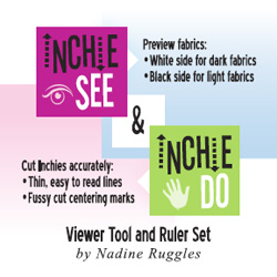 InchieSee & InchieDo Viewer Tool and Ruler Set