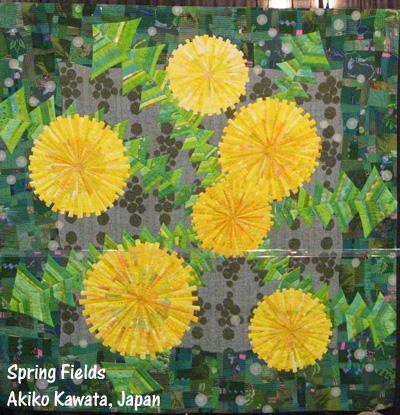 Spring Fields, Japan