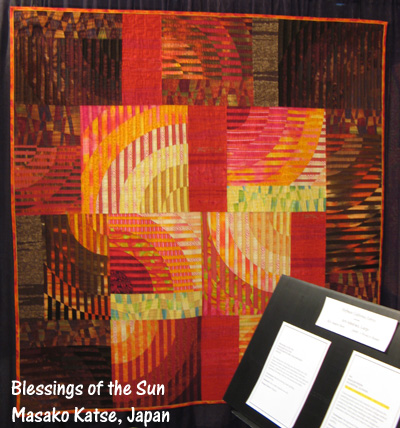 blessings of the sun