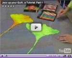 Jazz Up Your Quilts Video Tutorials