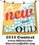 """New from Old"" Quilt Contest"