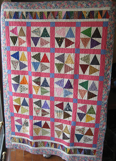 Two Charity Quilts Delivered