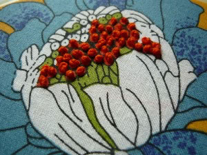 Hand Embroidery: How to Work a Perfect French Knot - Quilting Gallery