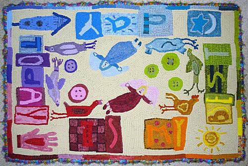 Mary Ellen von Holt of Little Quilts