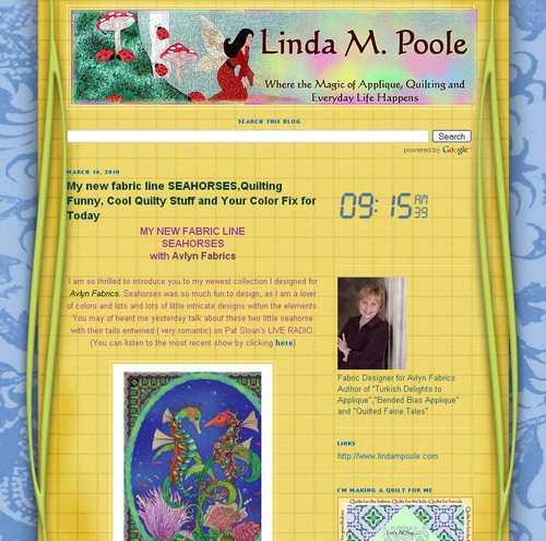 ShouT OuT Thursday: Linda M. Poole
