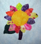 sunflower-applique