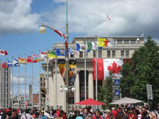 Canada Day Photos