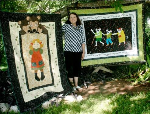 Linda Winters' Quilting Journey