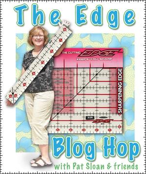 Pat Sloan's <em>The Edge</em> Blog Hop