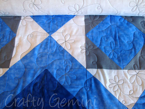 i also offer longarm quilting