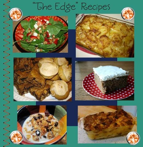 <em>The Edge</em> Blog Hop Winner and Download the Recipes