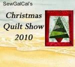 SewCalGal Christmas Quilt Show