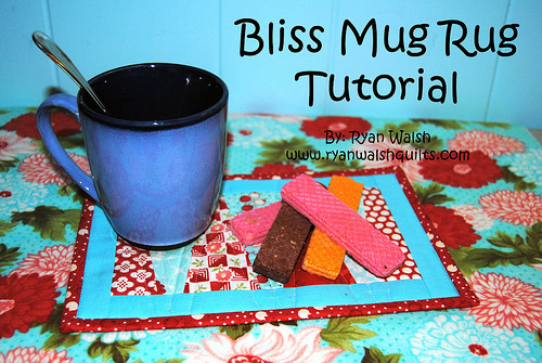 Quilting Mug Rug Patterns http://quiltinggallery.com/2011/01/10/mug-rug-inspiration-and-a-new-swap/