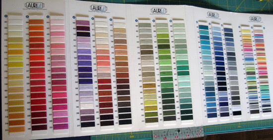 Aurifil Threads Are Irresistible Quilting Gallery