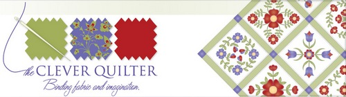 Clever Quilter logo