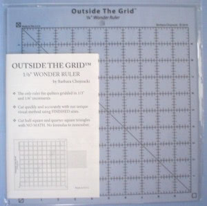 outside-the-grid ruler