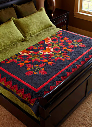 Autumn Nights Quilt