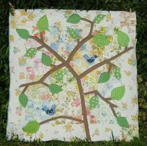 leafy-treetops
