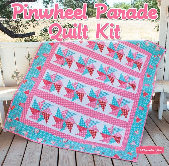 Pinwheel Parade