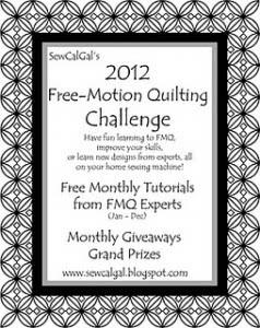 2012 FMQ Challenge Badge