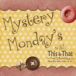 mystery-mondays