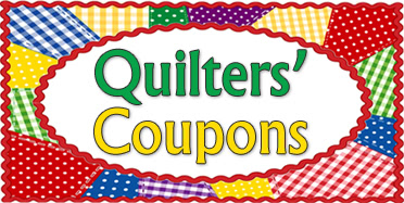 Quilters' Coupons