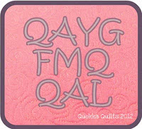 free motion quilt-as-you-go quilt-along