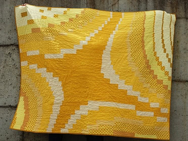Jill Collins Modern Quilt Guild challenge piece
