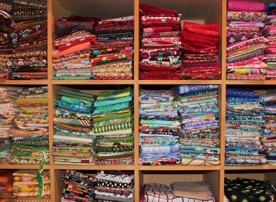 Victoria fabric storage