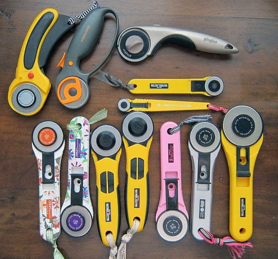 Rotary cutters