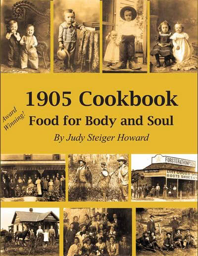 1905 Cookbook—Food for Body and Soul