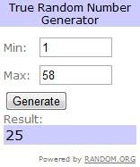 Melanie-winner-number