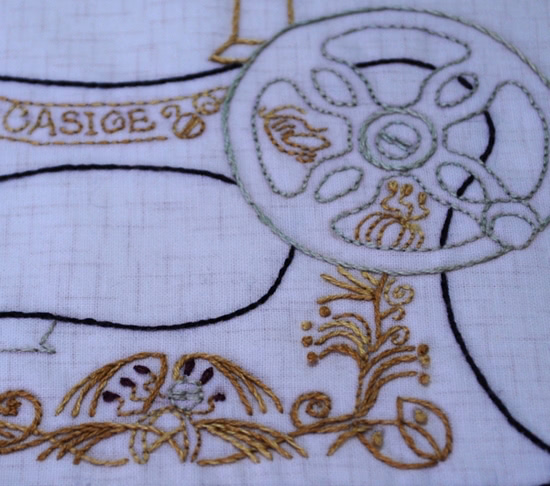 Casige Embroidery