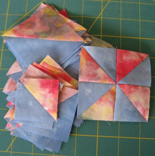 half-square-triangles