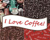Quilter's Super Deal: 40% OFF all I Love Coffee Yardage