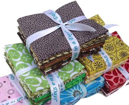 fat quarters