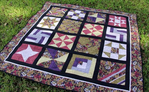Cherry Guidry - First Quilt