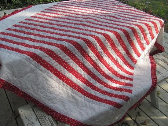 first-quilt