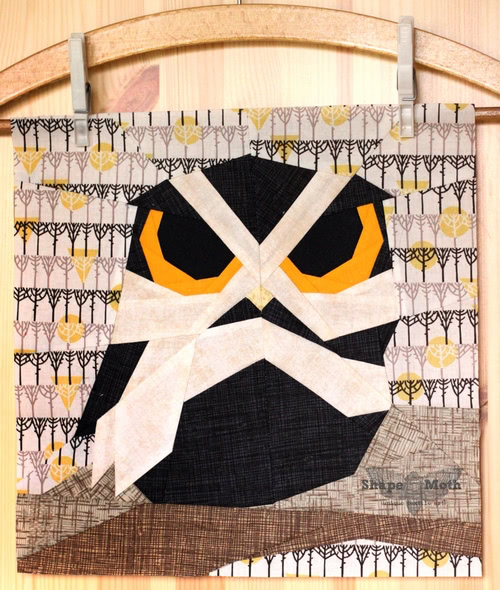 Otis the owl block