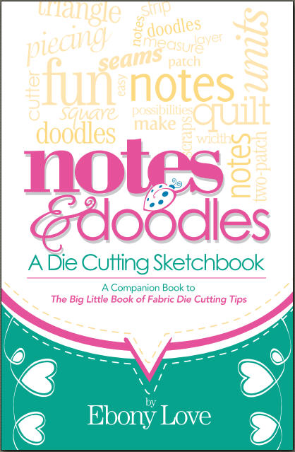 Notes & Doodles: A Die Cutting Sketchbook