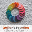 Quilter's Favorites Linky Party