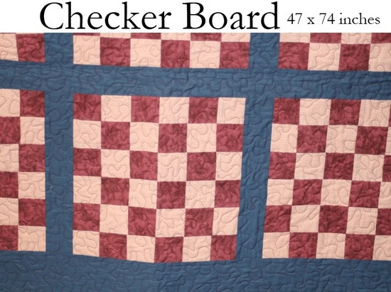 Checkerboard Q