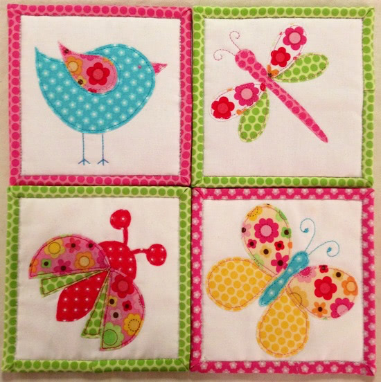 applique-coasters